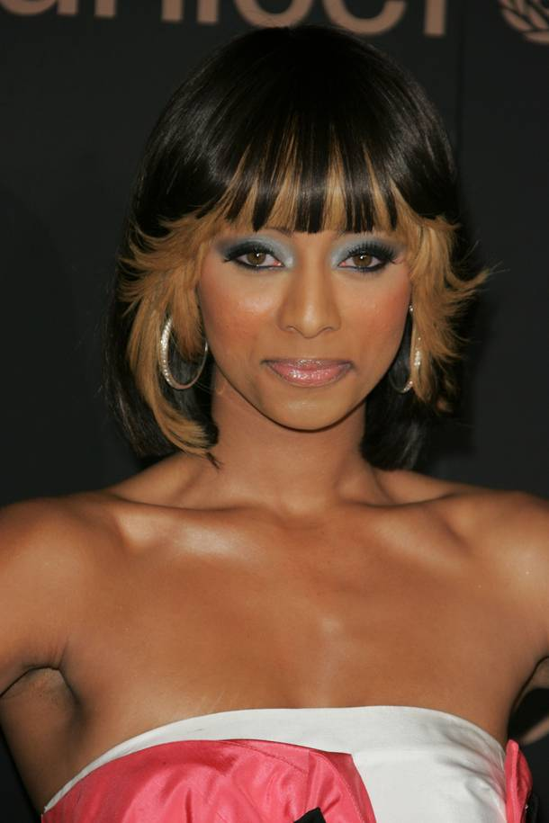 Superb Keri Hilson Hairstyle Trends Keri Hilson Hairstyle Trends Short Hairstyles For Black Women Fulllsitofus
