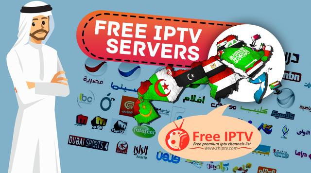 Top Five Free Iptv M3u Arabic 2018 - Circus