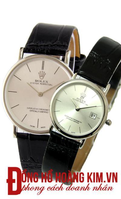 đồng hồ đôi rolex uy tín