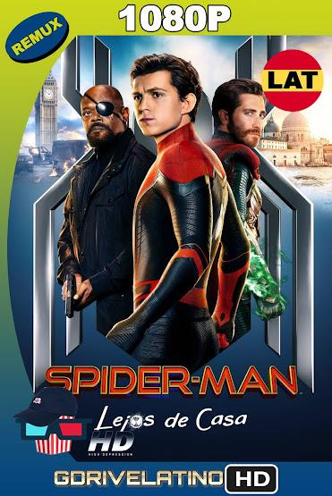 Spider-Man: Lejos de Casa (2019) BDRemux 1080p Latino-Ingles MKV