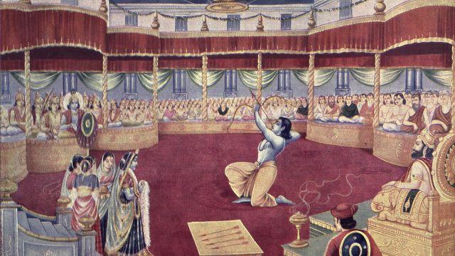 राम लक्ष्मण भरत शत्रुघ्न की माता का नाम