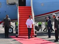 Presiden Akan Tinjau Posko Penanganan Covid-19 Hingga Proyek Padat Karya