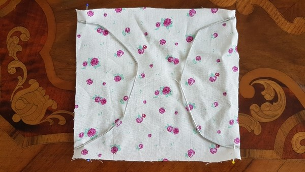 face mask, sewing, tutorial, rectangular mask, diy, auris lothol