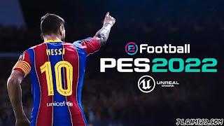 SAIU FOOTBALL PES 2022 PPSSPP ANDROID ATUALIZADOS