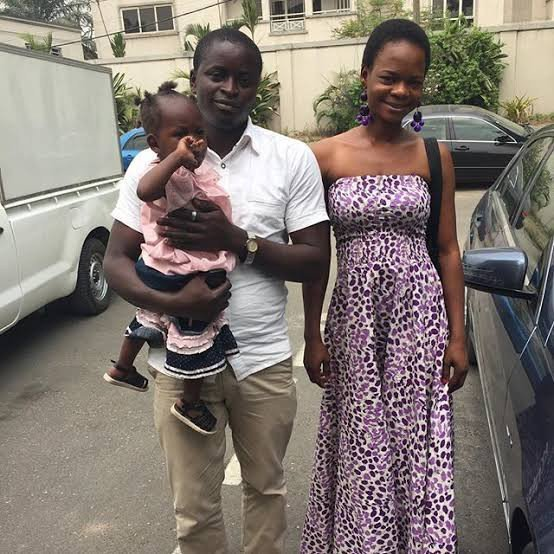 Olajumoke confirms separation from her baby daddy, places curse on a fan who called her a prostitute