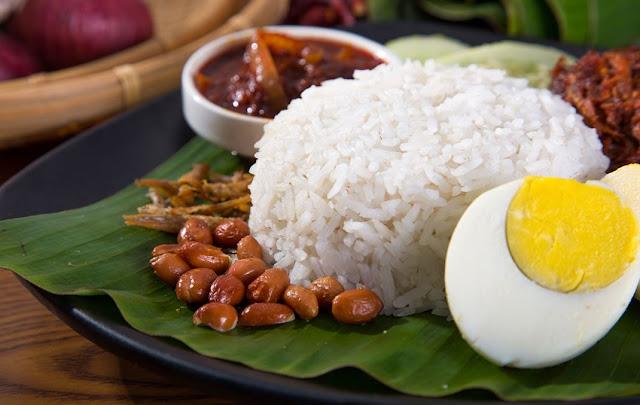 Nasi Lemak Basmati Rice