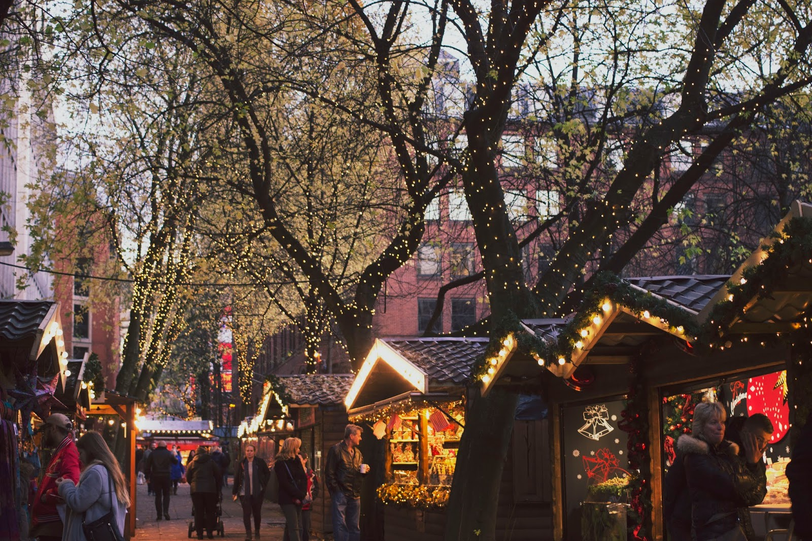 Manchester Christmas Market, Christmas, Markets, Katie Writes,