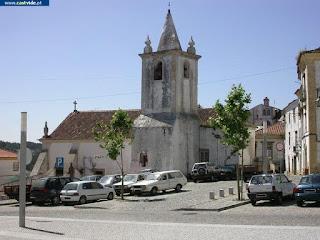Igreja de São João Baptista de Castelo de Vide, Portugal (Church)