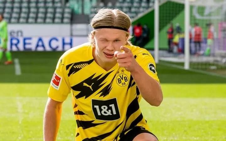 Dortmund chief offers fresh Haaland update after Champions League heroics