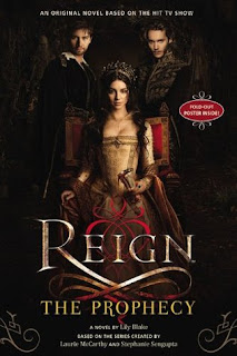 Reign: The Prophecy by Lily Blake cover