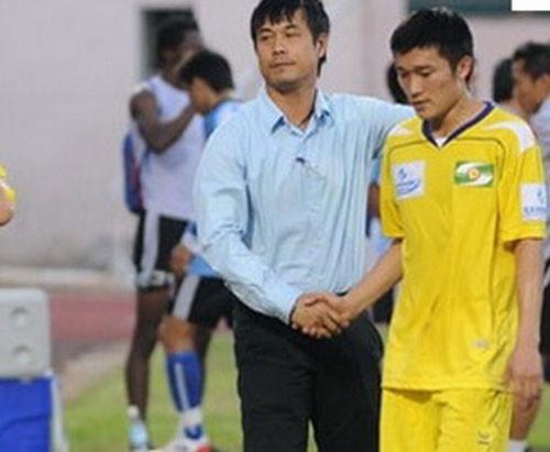 Cầu thủ Đình Đồng bị treo giò hết năm 2014