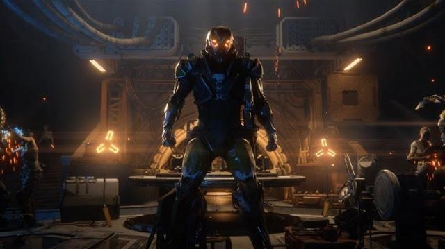 رصد المزيد من الصور و المقتطفات من داخل لعبة Anthem ، ما رأيكم في جودة الرسومات و عالم اللعبة ؟