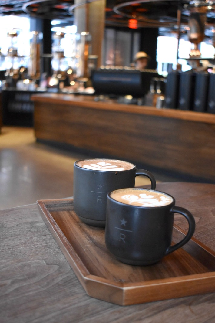 40 Things you must do in New York - Starbucks Reserve