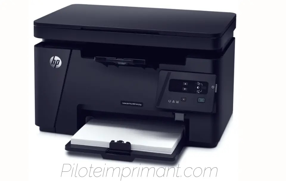 Pilote Hp LaserJet Pro MFP M125A