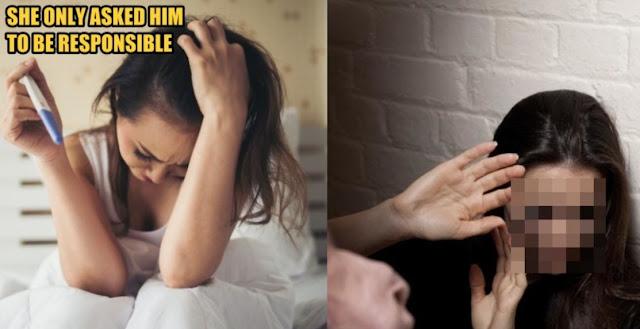 Seorang Mahasiswi yang Hamil Dipukuli oleh Pacar dan Teman-temannya, Pacarnya Tidak Mau Tanggung Jawab!