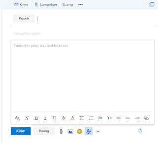 Cara Membuat Email Baru Hotmail Terbaru
