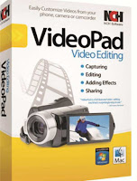 VideoPad Video Editing Pro 4.21 Full Version