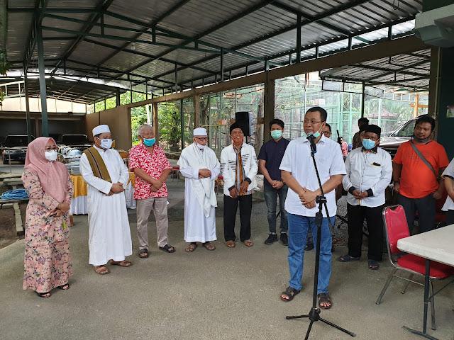 Doktor Zul : Pilihan ke Selly-Manan untuk Tangani Kebersihan dan Keindahan Mataram