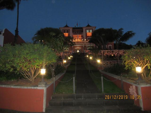 Liceo de Taoro in La Orotava