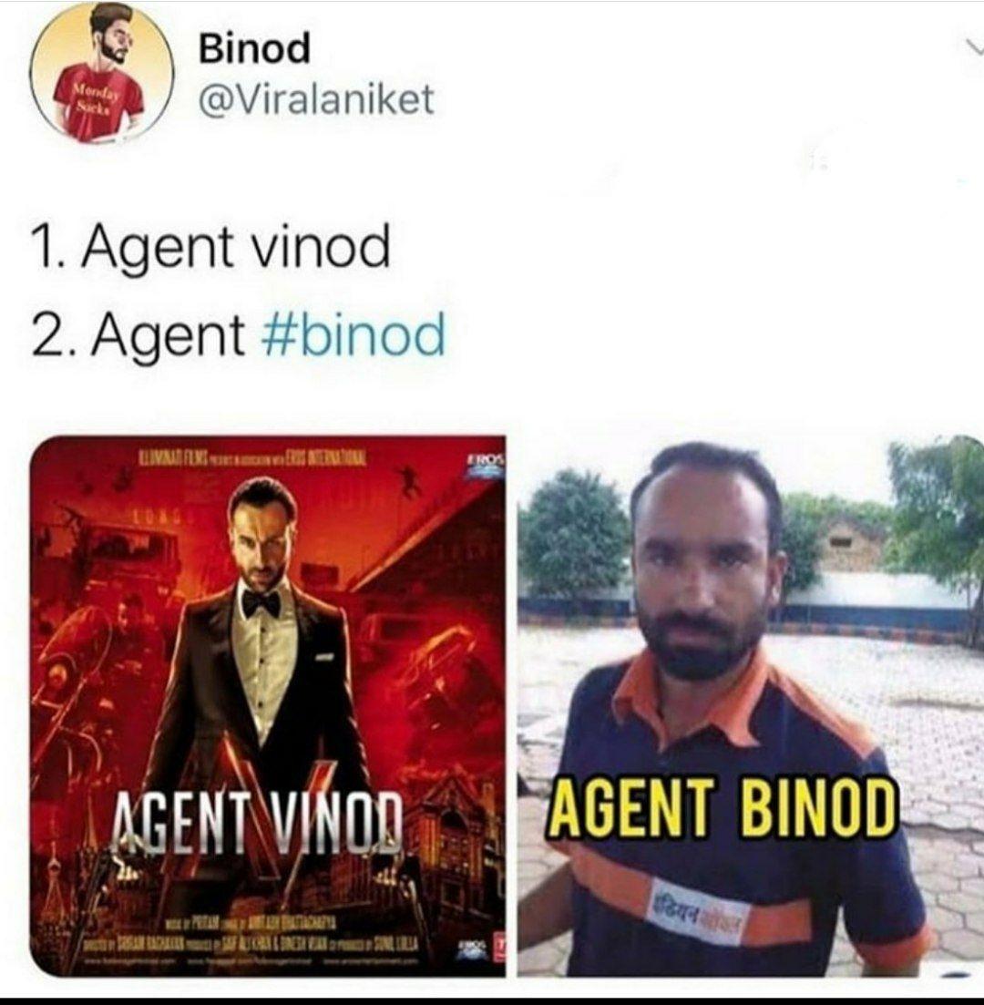 Who is Binod ~ आखिर क्यो इतना चर्चे मे है बिनोद
