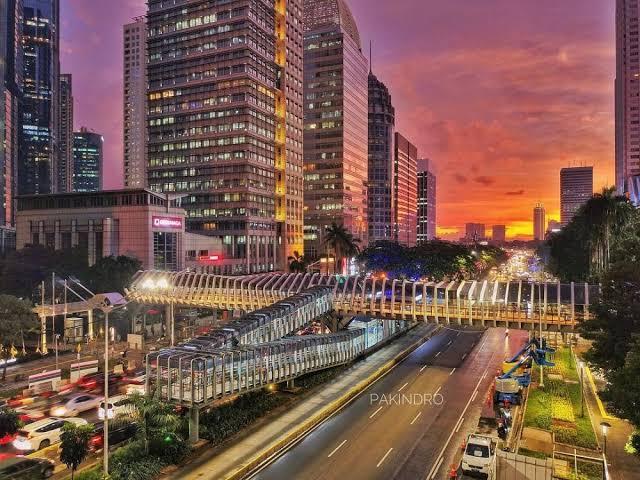 Buzzer Bakal Panas!!! Jakarta Masuk Daftar Kota Tersehat di Dunia Kalahkan Tokyo, Paris dan Milan