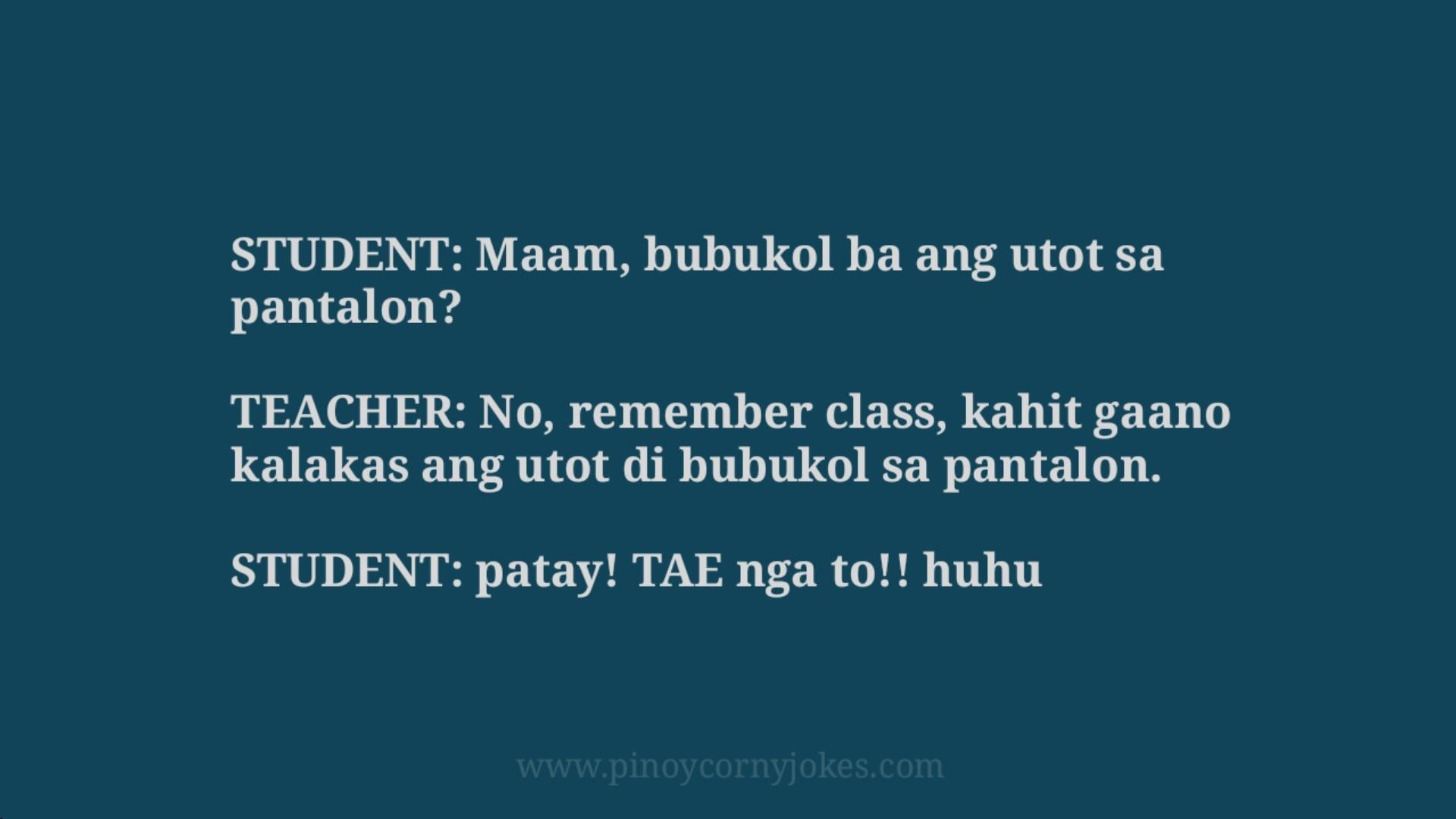 bubukol teacher jokes 2021