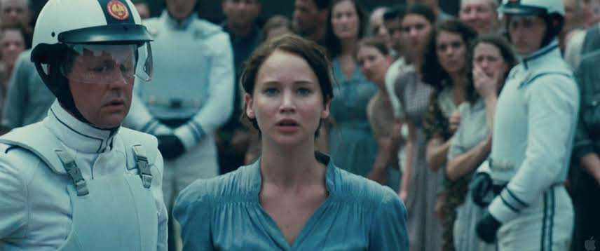 Plot Poin Hunger Games