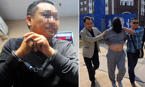 Chinese Billionaire arrested