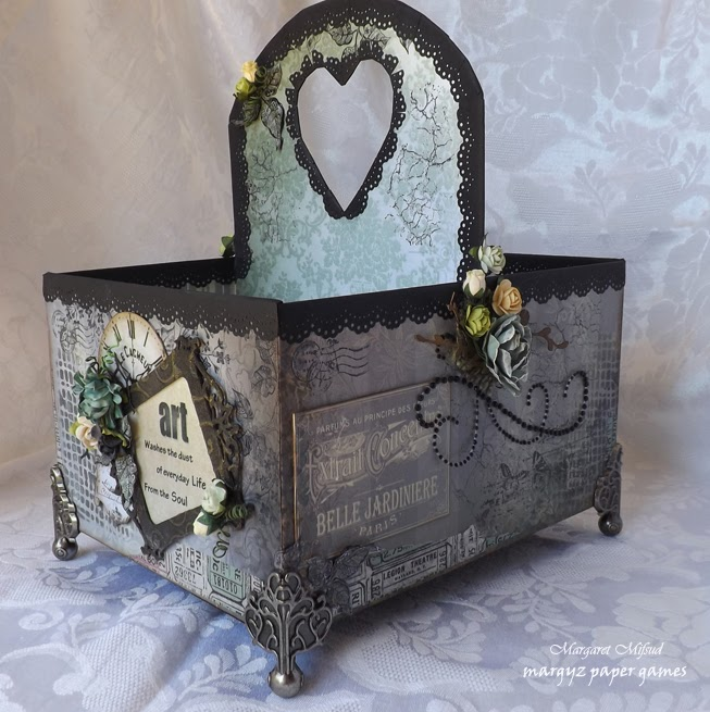 http://margyspapergames.blogspot.com.au/2014/04/art-caddy-using-megs-garden-damask.html