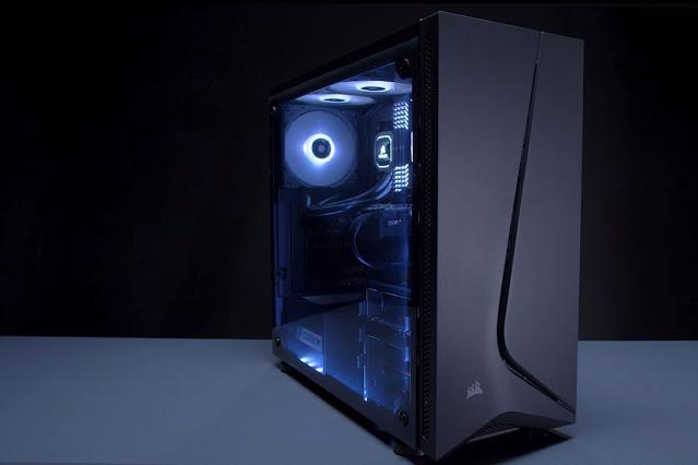 Intel i3 Starter Gaming PC Build: Price - 40000