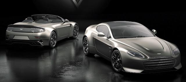 アストンマーティン・V12ヴァンテージ V600