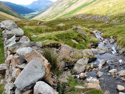 Kirkstone pass lake district Cumbria