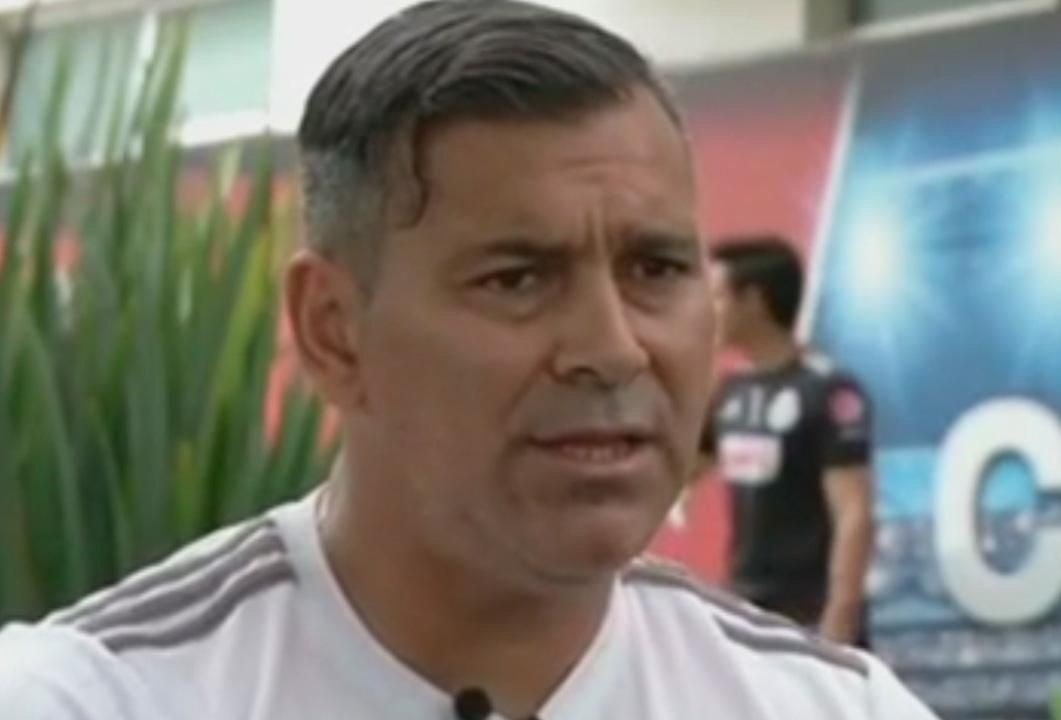 Carlos Roa, entrenador de porteros de Guadalajara.