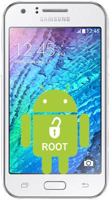 Cara Root Samsung J1 Tanpa PC