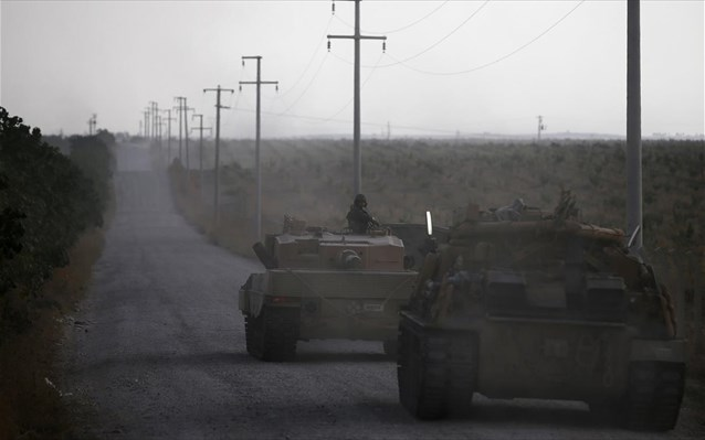 Συρία: Παραβιάσεις στην κατάπαυση του πυρός καταγγέλλει η Τουρκία