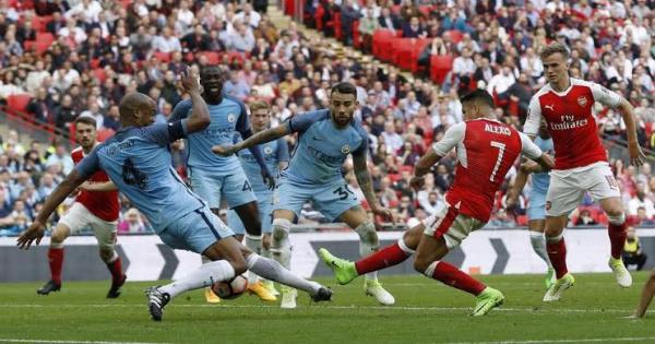 مشاهدة مباراة مانشستر سيتي وارسنال بث مباشر 17-6-2020 الدوري الانجليزي