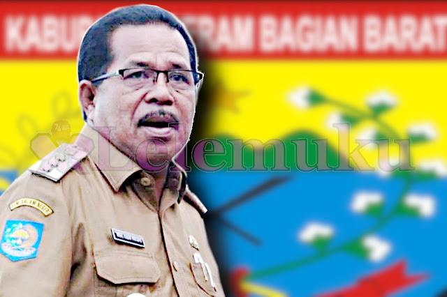 Bupati Seram Bagian Barat, Mohammad Yasin Payapo Meninggal Dunia akibat Asam Lambung.lelemuku.com.jpg