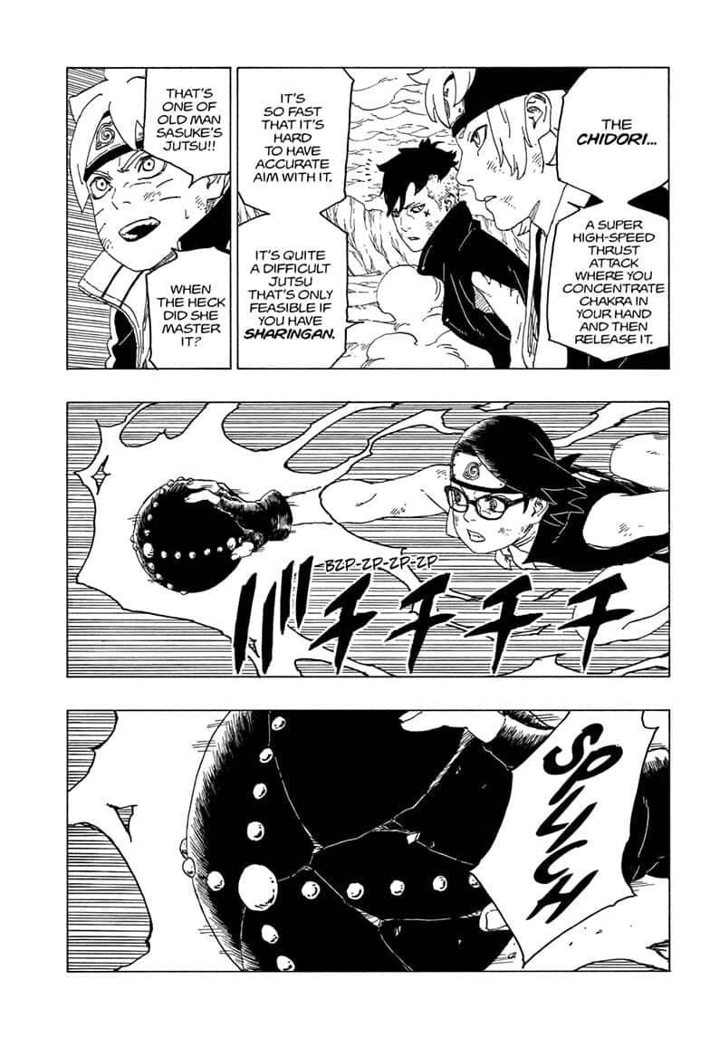 manga boruto online