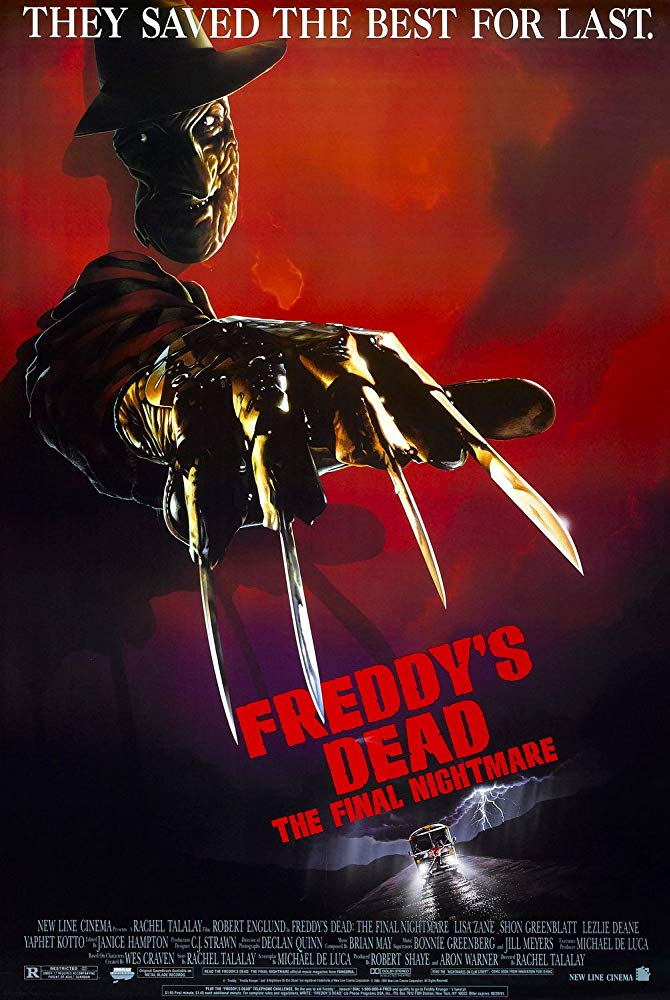 "Movie Review: ""Freddy's Dead: The Final Nightmare"" (1991)"