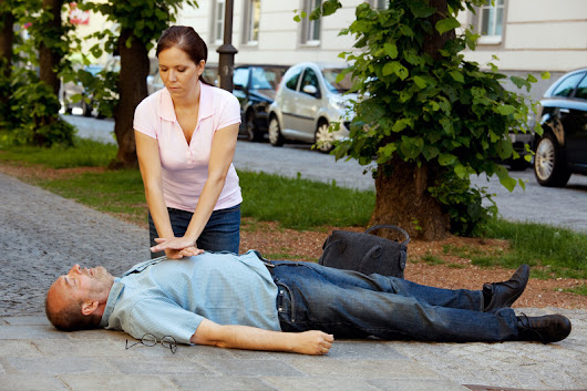 Where can I do First Aid course in Dublin?