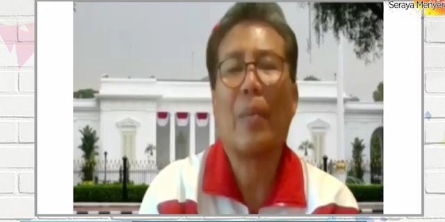 Fadjroel Sebut Pendukung Jokowi yang Menyuarakan Presiden 3 Periode Sudah Bertobat