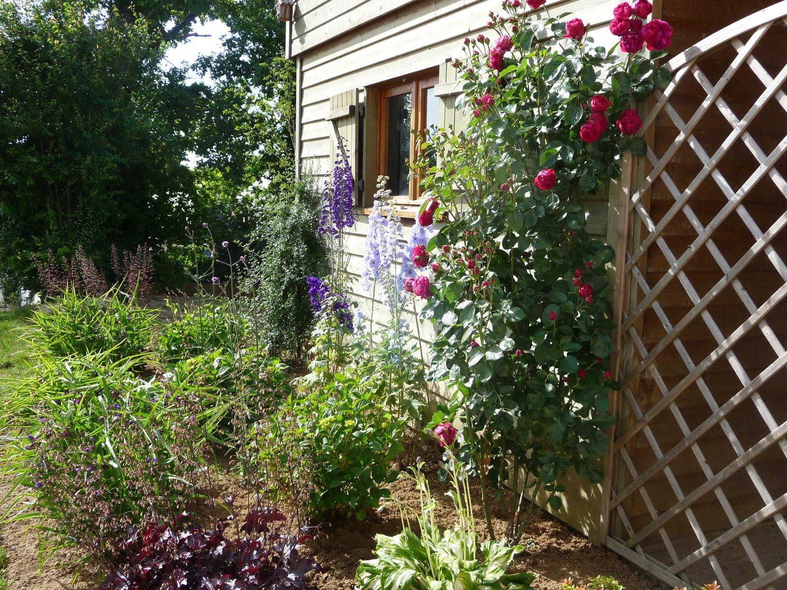 Ma terre de bruy re des nouvelles d 39 ici for Deco jardin plantes