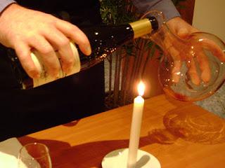 décantation vin blog beaux vins