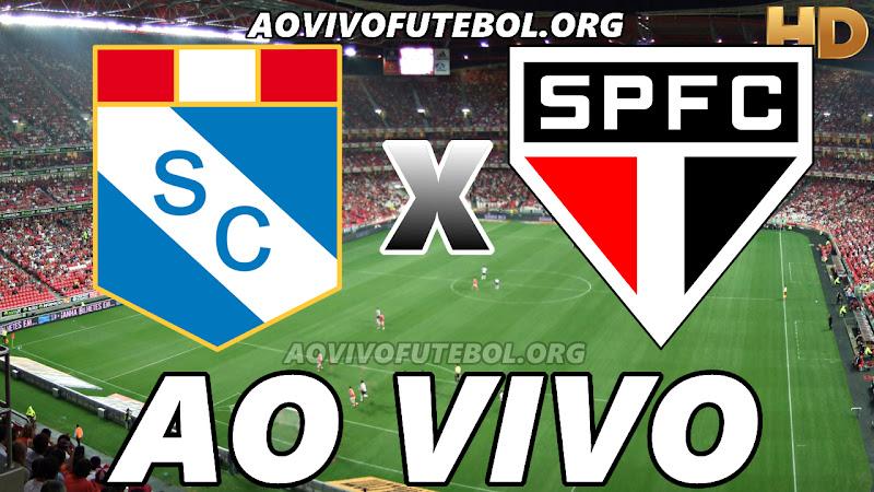 Sporting Cristal x São Paulo Ao Vivo na TV HD