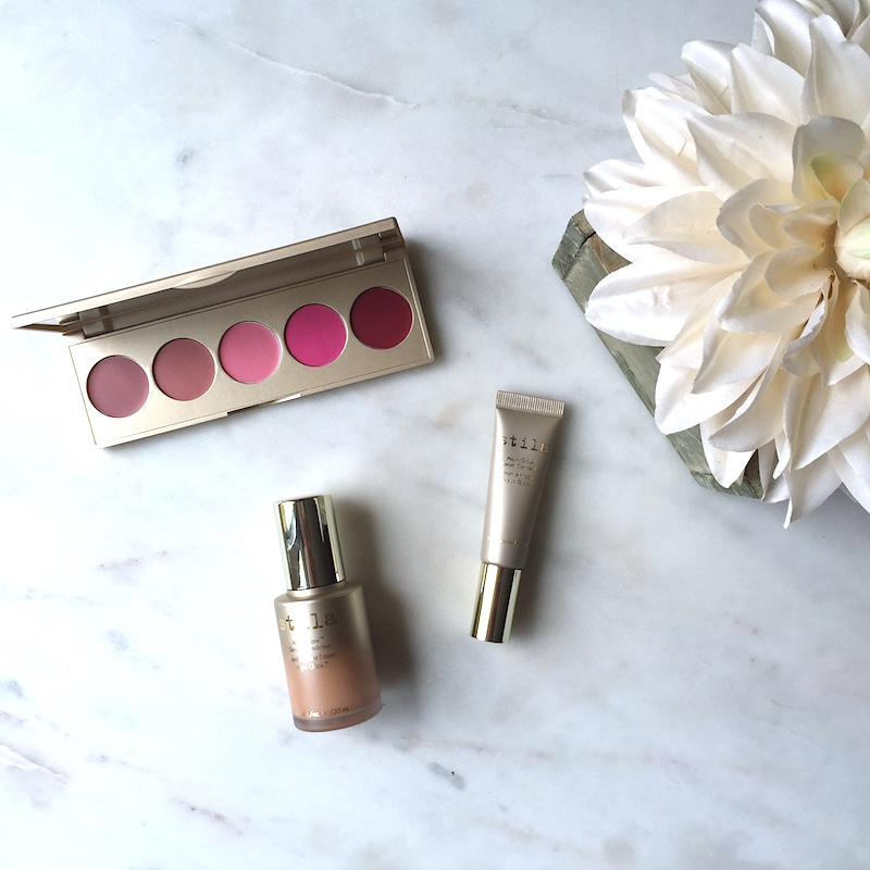 Stila Sunrise Splendour Convertible Colour Dual Lip and Cheek Palette: A quick review
