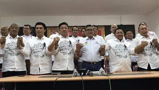 6 Kepala Daerah di Maluku Utara Dukung Jokowi, Ada Elite PD