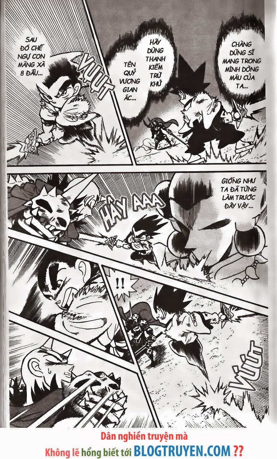 Yaiba chap 233 trang 16