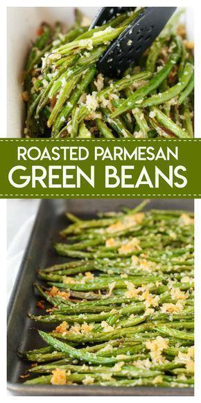Fabulous Roasted Parmesan Green Beans Amanda Kitchen Machost Co Dining Chair Design Ideas Machostcouk