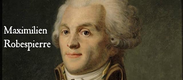 Robespierre y revolucion francesa