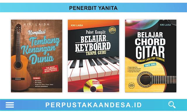 Daftar Judul Buku-Buku Penerbit Yanita
